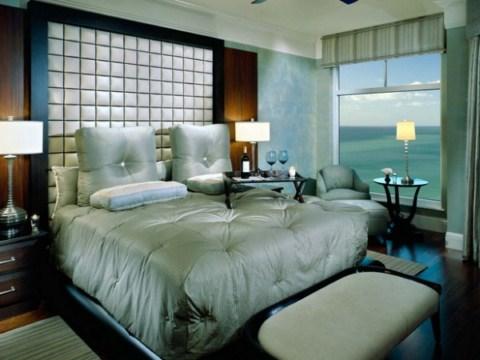 Decoraci n e ideas para mi hogar dormitorios elegantes - Dormitorios de lujo ...