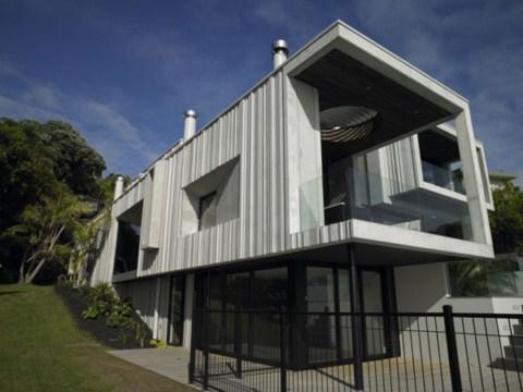 Casa de lujo en nueva zelanda - Casas de lujo por dentro y por fuera ...