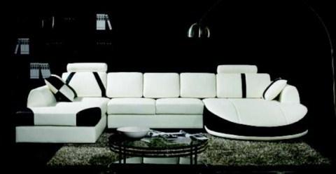 Salones blanco y negro4 - Salones en blanco y negro ...