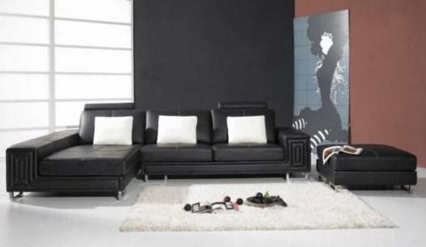 Salones blanco y negro5 - Salones en blanco y negro ...