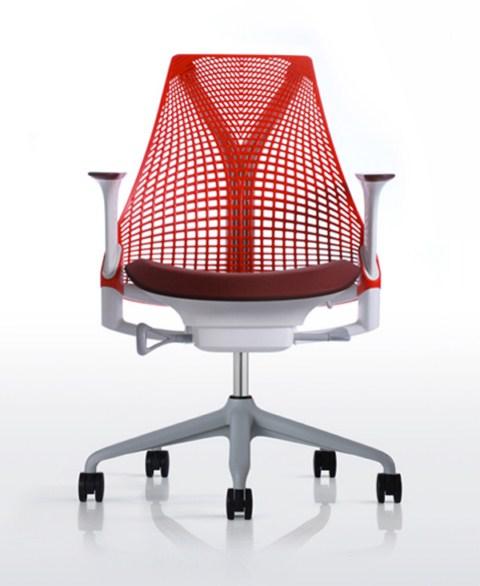 Sayl una silla de oficina moderna for Silla oficina moderna