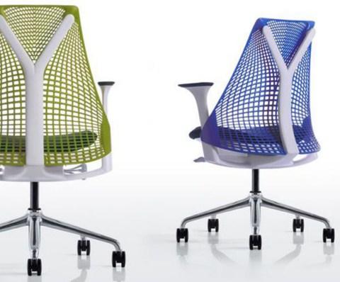 Sayl una silla de oficina moderna for Sillas de oficina modernas