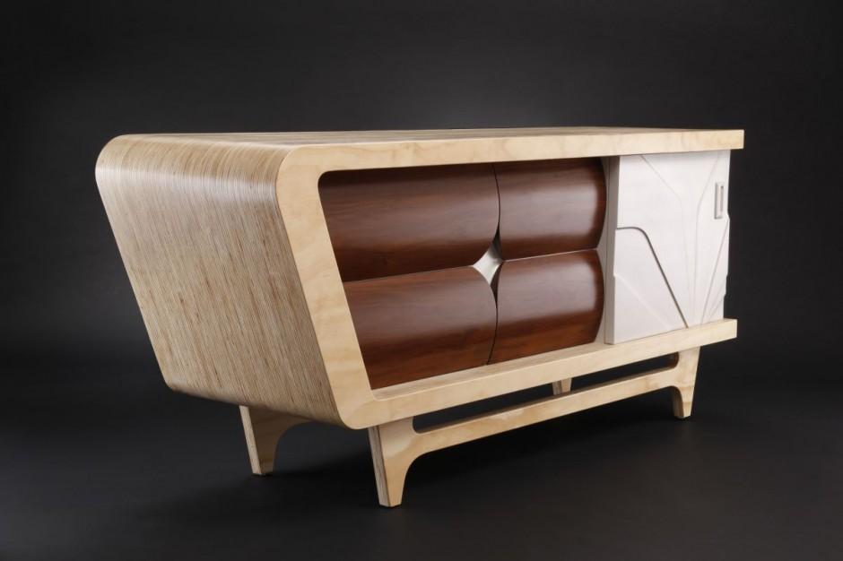 Muebles de madera por jory brigham - Muebles de madera de diseno ...