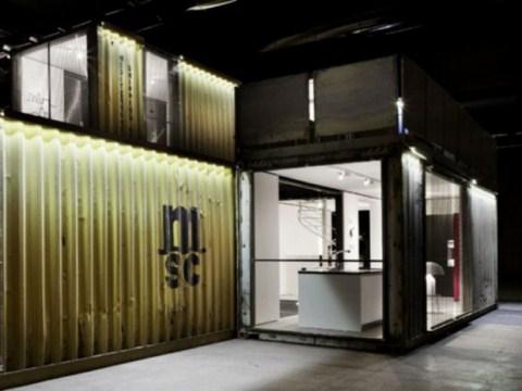 Casas hechas con containers - Container casa precio ...