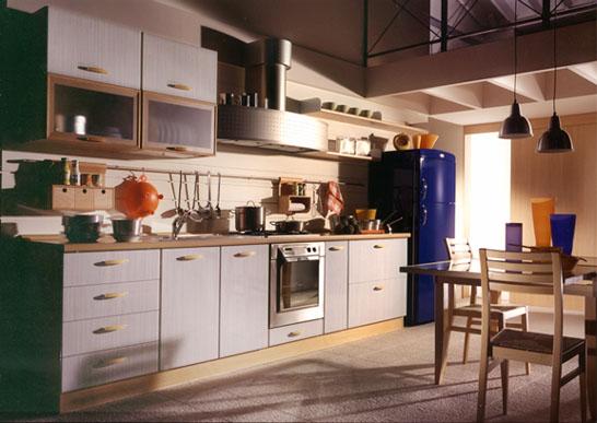 C mo decorar la cocina for Como decorar una cocina