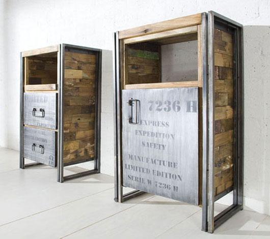 Muebles de madera de teca reciclada - Madera teca exteriores ...