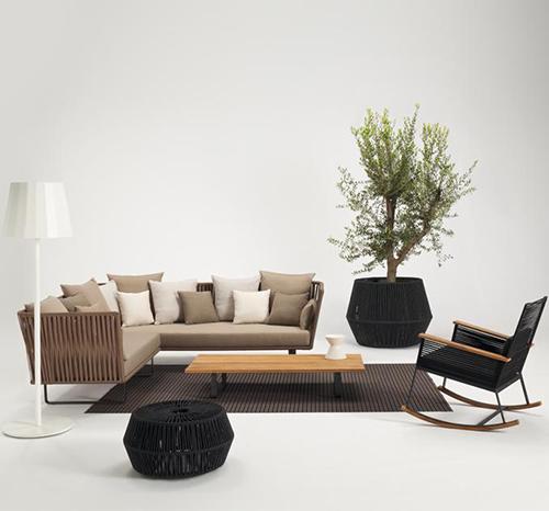 Muebles Kettal : Muebles modulares para el patio por kettal