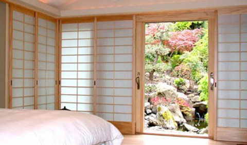 Puertas correderas japonesas de shoji design inc - Puertas correderas estilo japones ...