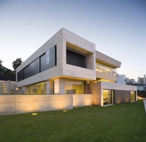 Casa de lujo de a cero en galicia - Casas modulares de lujo ...
