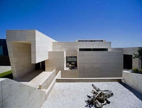 Casa de lujo de a cero en galicia for Casas con piscina en galicia