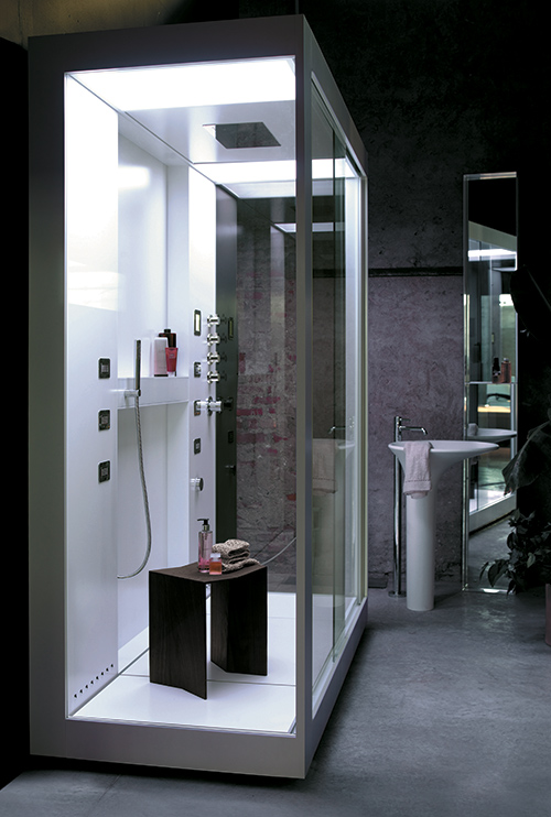 Cabinas De Ducha Kos:Glass Shower Cabin
