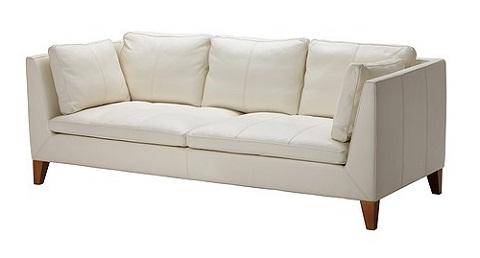 Los mejores sof s de piel de ikea for Sofas clasicos de piel