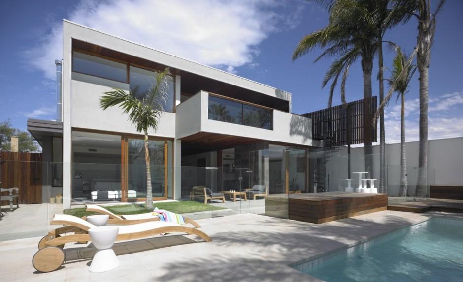 Casa lujosa en australia for Cama lujosa