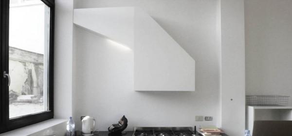 Campana decorativa para la cocina - Cocinas con campana decorativa ...