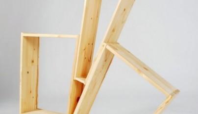 Aprovechar un mueble de ikea for Mueble 4 huecos ikea