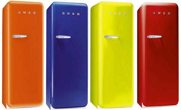 Electrodom sticos smeg - Electrodomesticos de colores ...