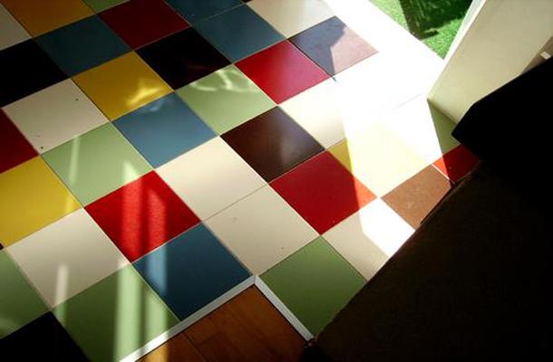 Decorablog revista de decoraci n - Pintura para baldosas de cocina ...
