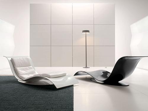 sillones minimalista: