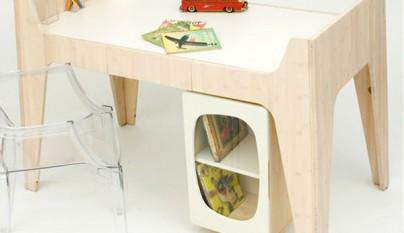 Mobiliario infantil sostenible - Muebles el castor ...