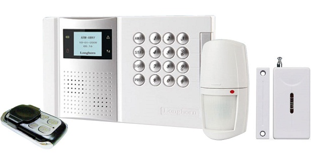 tipos de alarmas para un hogar