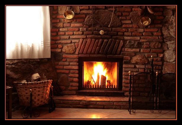 Mantenimiento de la chimenea - Cocinar en la chimenea ...