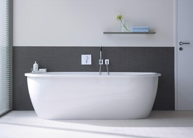 Cuanto Mide Un Baño Con Tina ~ Dikidu.com