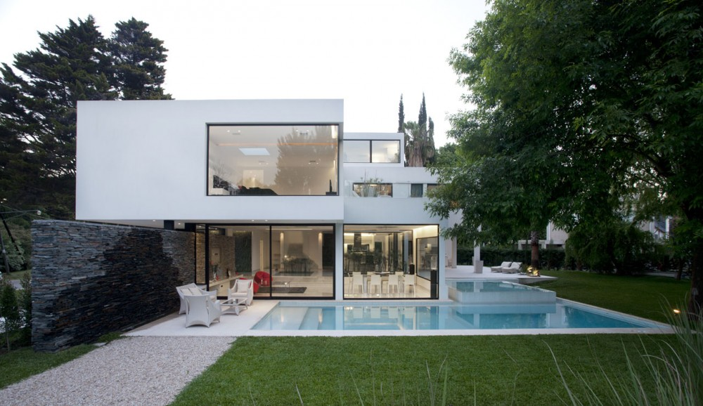 casa con piscina en buenos aires