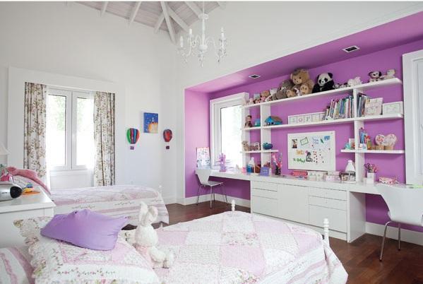 cuarto de chicas con estilo rom ntico