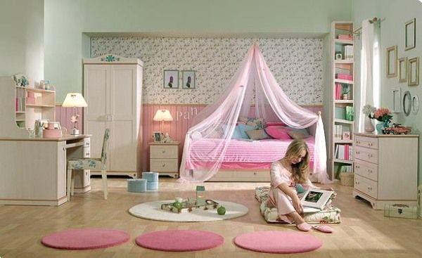 Decorablog revista de decoraci n for Habitaciones juveniles chica
