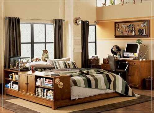 Dormitorio Adolescentes Varones: Decoración habitacion de ...