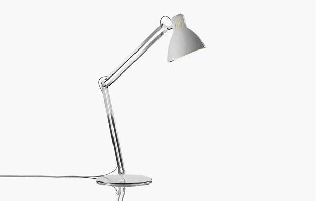 Looksoflat una l mpara de escritorio led - Lamparas de escritorio ...