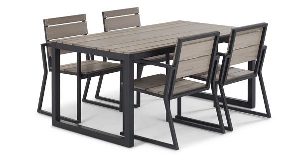 Mobiliario para terrazas for Mobiliario jardin terraza