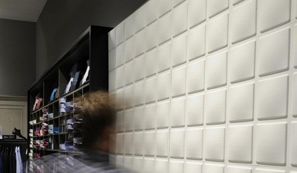 Paneles decorativos 3d ecol gicos - Paneles decorativos para cocinas ...