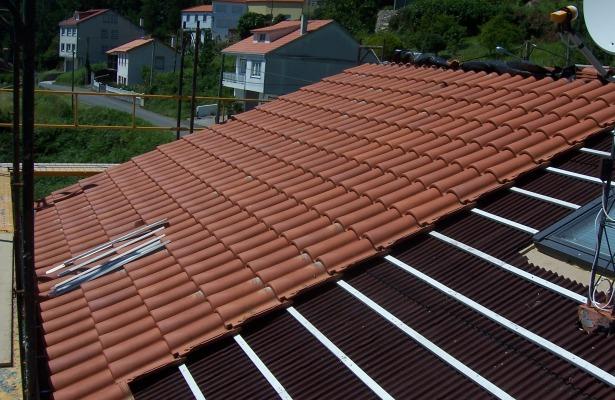 Impermeabilizar el tejado - Materiales para tejados ...