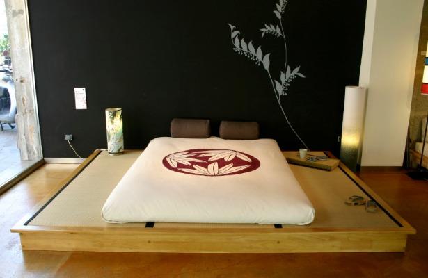 Muebles japoneses - Habitaciones estilo japones ...