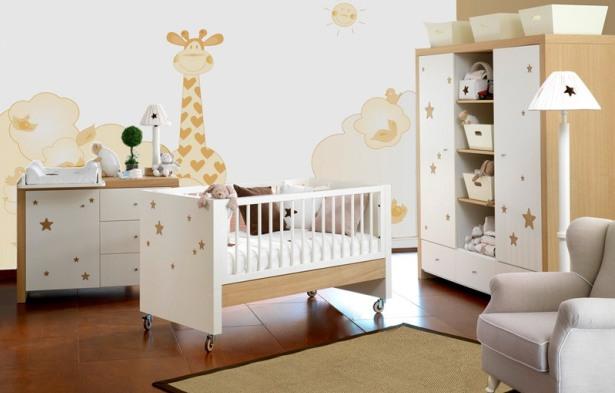 Decorablog revista de decoraci n for Cuarto de nino recien nacido