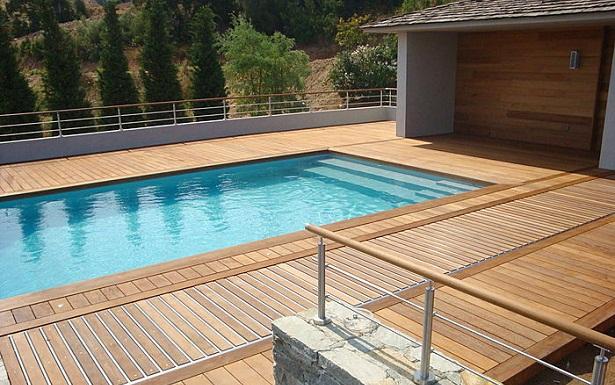 Tipos de tarimas de madera de exterior - Tipo de madera para exterior ...