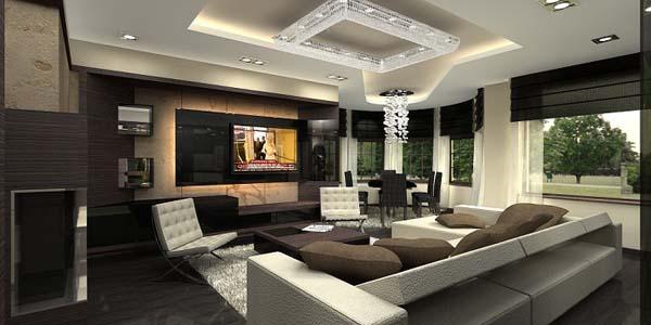 Luxury Ideas For Lavish Living Room Style: Revista De Decoración