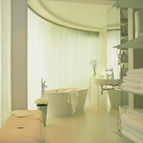 Baños Decorados Hermosos:banos-decorados-23