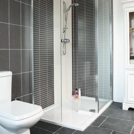 Imagen Baños Modernos:Shower Room Tile Designs