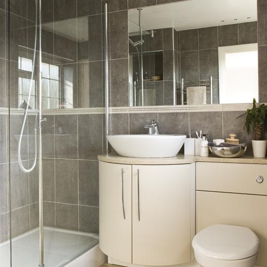 Baños Aseos Modernos:Small Shower Room Design Ideas