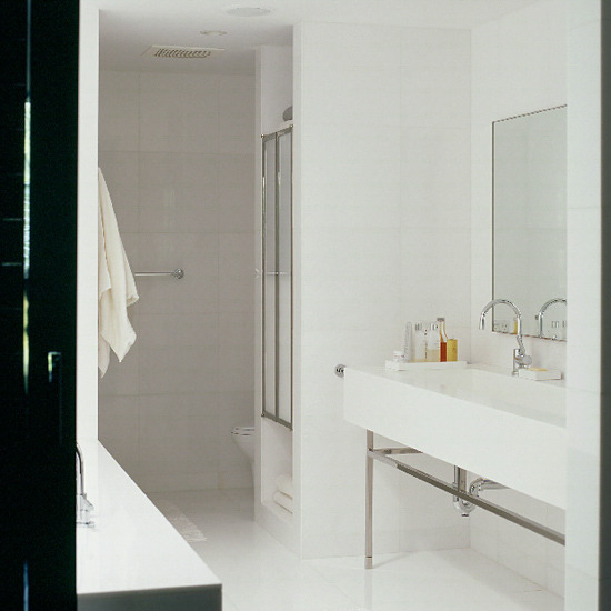 bathroom ideas white tiles decorablog revista de decoraci 243 n 16021