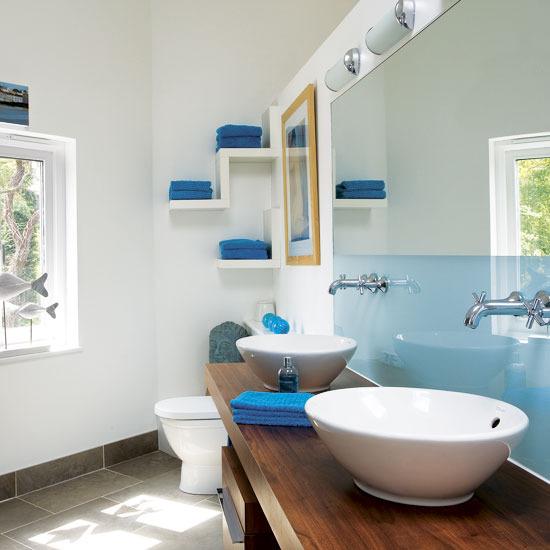 Estilos de ba os modernos decoraci n de interiores de casas for Banos interiores decoracion