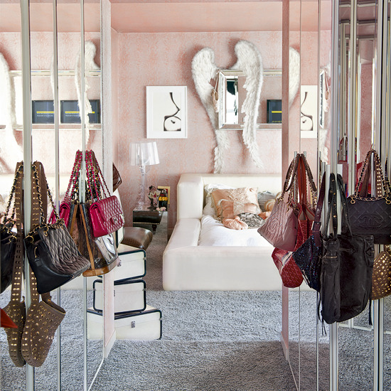 bedroom dressing area modern livingetc