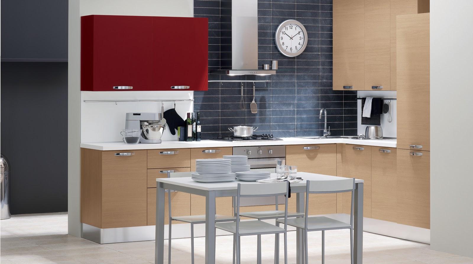 Ideas para decorar la cocina - Decoracion cocina pequena apartamento ...