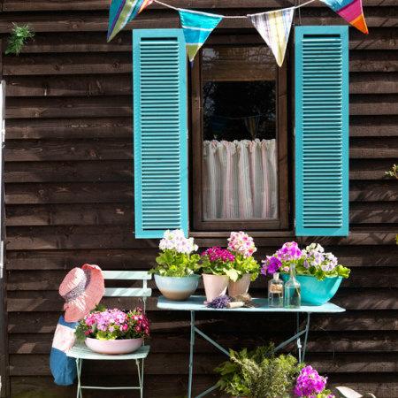 Colores jardin 3 for Guijarros de colores para el jardin