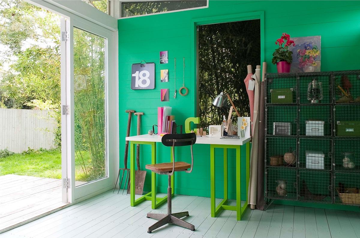 Colores para la oficina for Colores para oficinas pequenas