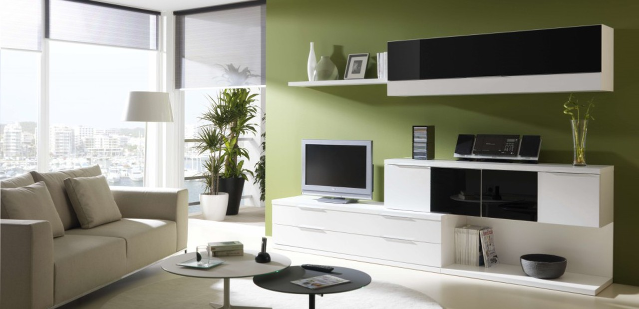 Ideas para decorar salones - Ideas muebles salon ...