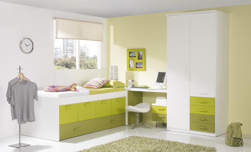 Decorar dormitorio infantil para hermanos