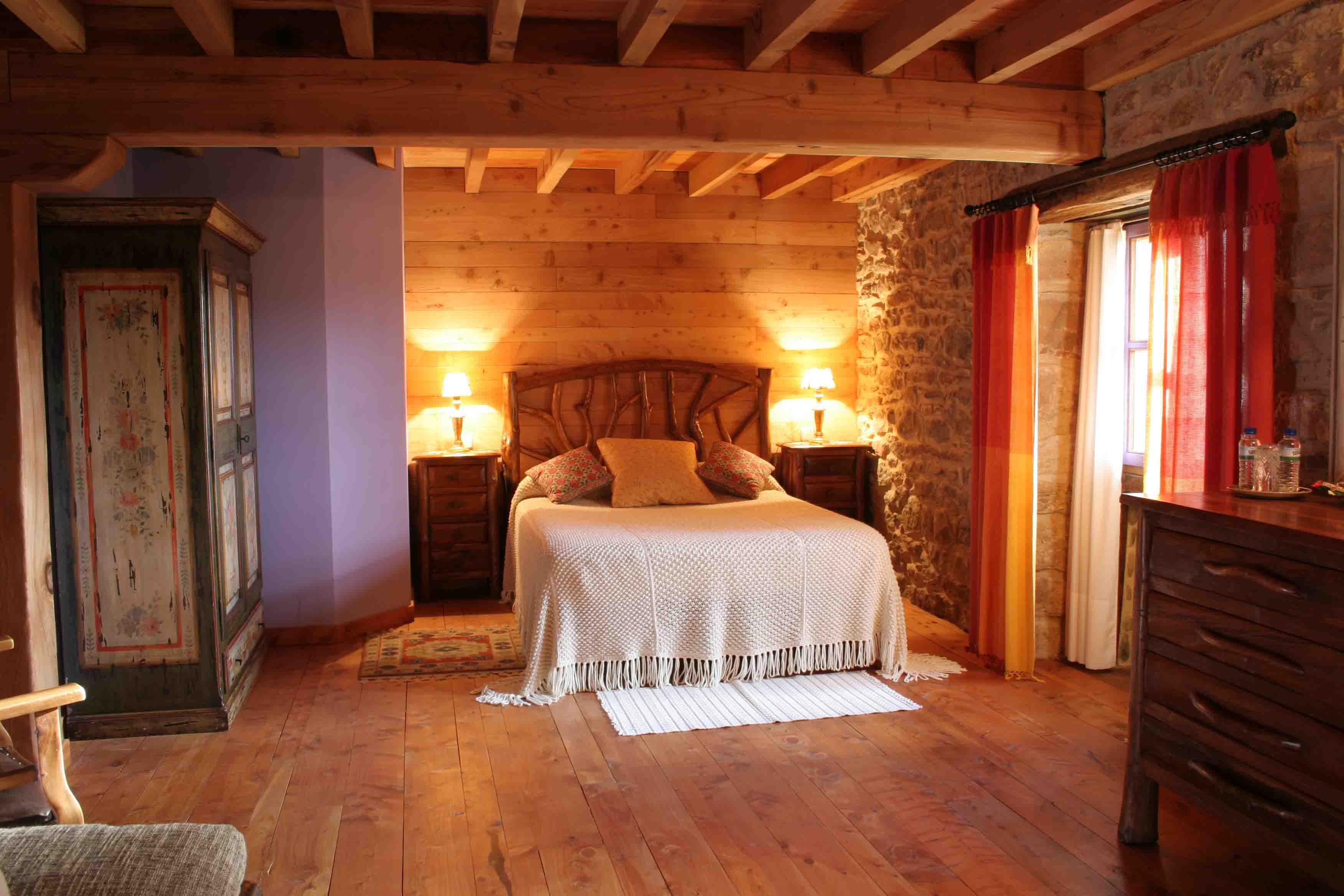 Dormitorios con encanto for Decoracion con encanto